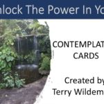 Unlock The Power In You Contemplation Card Deck