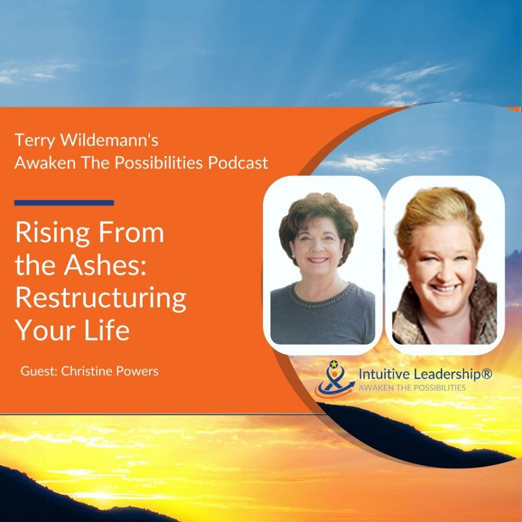 Rising from the Ashes: Restructuring Your Life